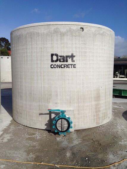 Hamilton   Pre Cast Products   Concrete   Dart   Dart Concrete